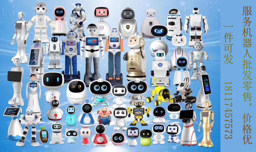 服务机器人批发零售