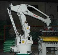 日本川崎机器人砖坯码垛