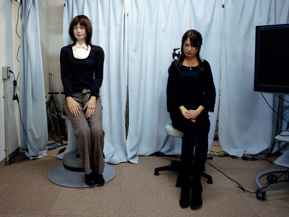 日本类人机器人