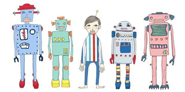 家用机器人 会让未来变成无家务