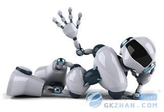"""""""有感情""""的机器人 深受小朋友的喜爱"""