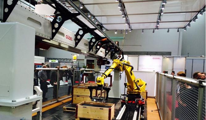 工业机器人提高食品包装的灵活性