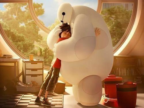 """未来洛阳医护机器人""""大白""""也能""""爱的抱抱"""""""