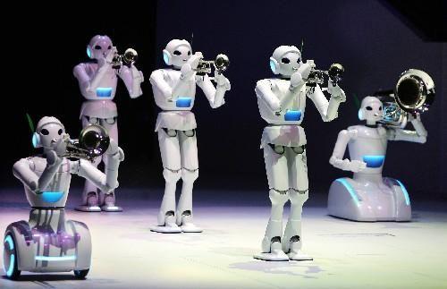 不必担心机器人抢我们的饭碗 它会让你更富有