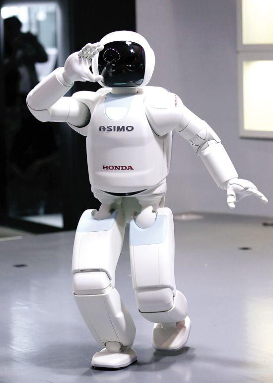 """日本引以为傲的机器人 离""""大白""""还有多远?"""