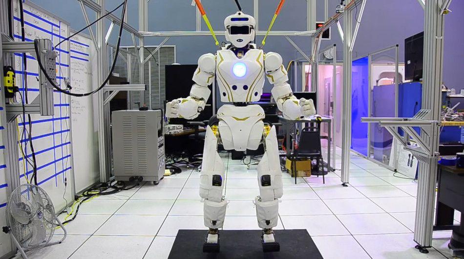 未来实现机器人随处可见