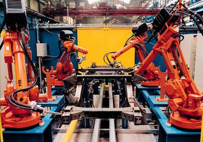 智能化的改造-机器人