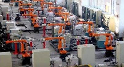 """工业机器人产业发展的""""十三五""""规划将出台"""