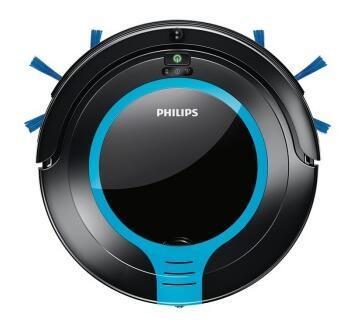 飞利浦(PHILIPS)FC8710/82 智能扫地机器人家用吸尘器可遥控