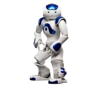 智能仿人机器人NAO V5