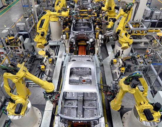 """大力发展机器人产业 布局中国版""""工业4.0"""""""