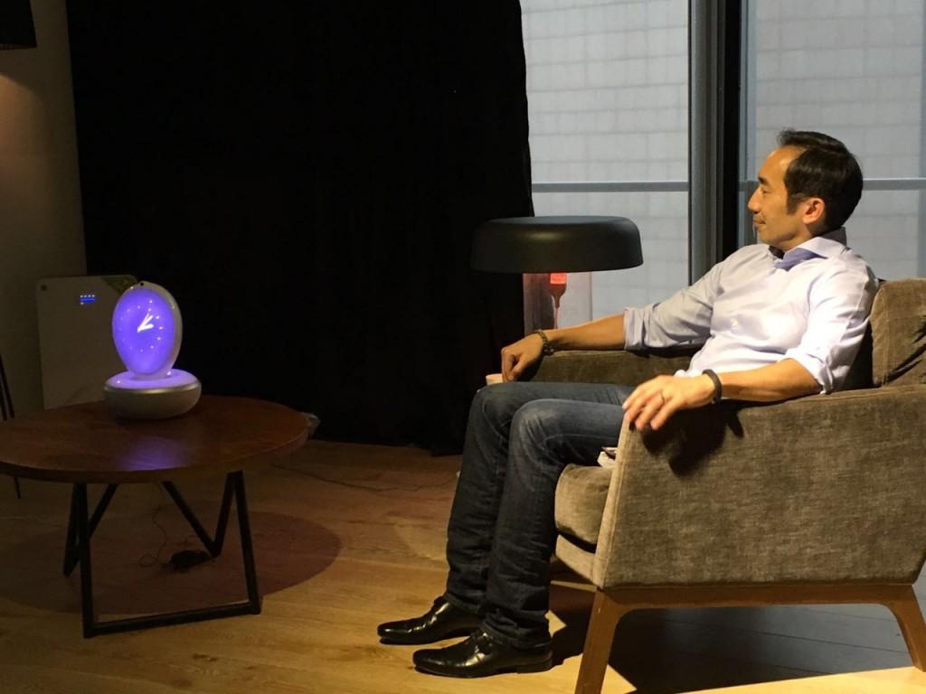 Rokid 机器人:提供家庭解决方案 有你的 DNA?