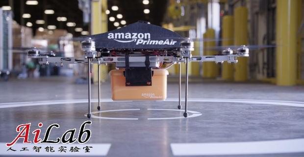 亚马逊:应为无人机开辟空中高速公路