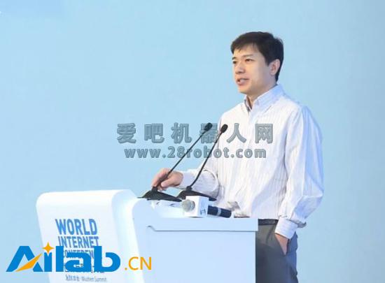 """""""技术信仰者""""李彦宏:用大数据验证中医理论"""