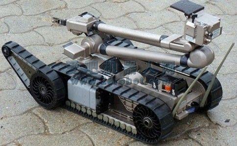 """安保机器人或成市场蓝海 企业需把握""""智造""""契机"""