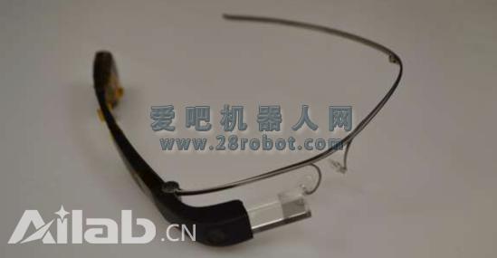 谷歌眼镜企业版真机图曝光:采用可折叠设计