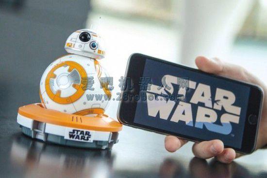 揭秘《星球大战》机器人BB-8技术原理