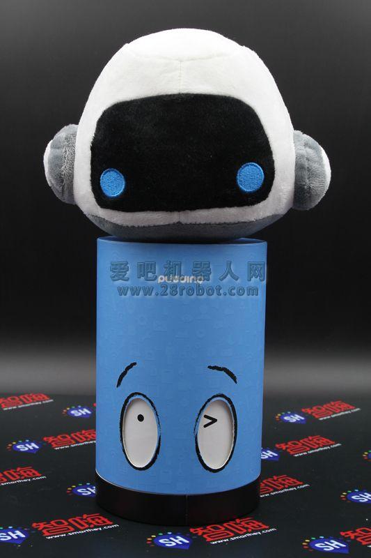 身量小本事大 Pudding家庭迷你机器人【全面展示】