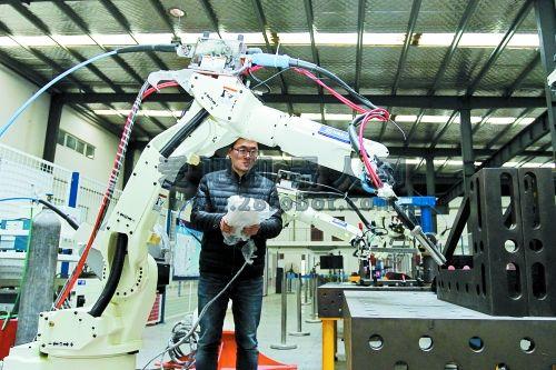 产业分析:工业机器人何时能成河南名片?