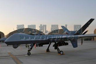 2015世界10大军事科技亮点之机器人战士