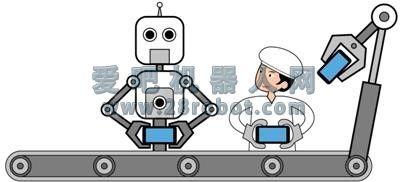 """机器人产业或可创造新""""人口红利"""""""
