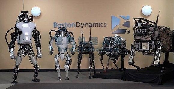 机器人的未来是一个五维世界 人类将沦为宠物