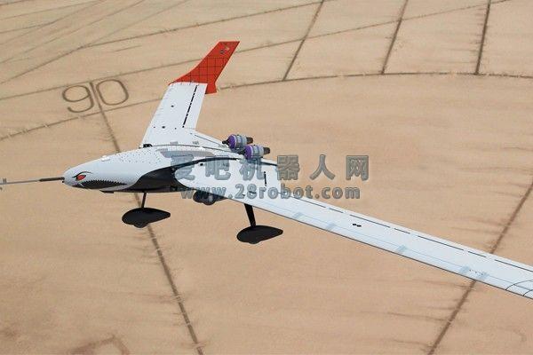 """美国""""未来飞行器""""——""""X-56A""""无人机(多图)"""