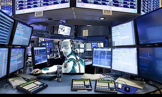 投资机器人能成为股市之王吗?