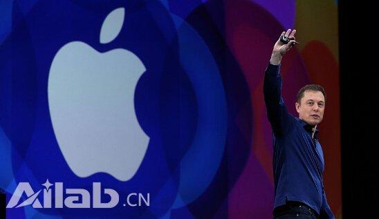 外媒:苹果应该买下特斯拉 任命马斯克当CEO
