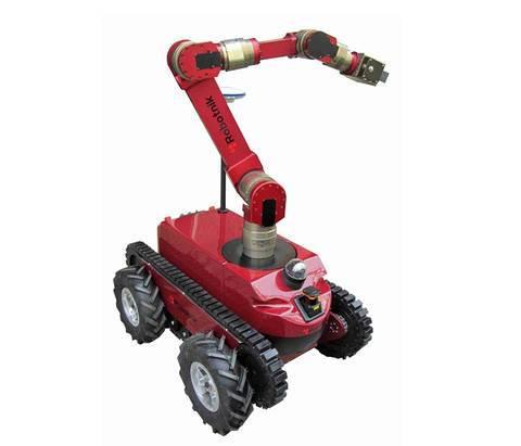 Guardian 混合型移动机器人