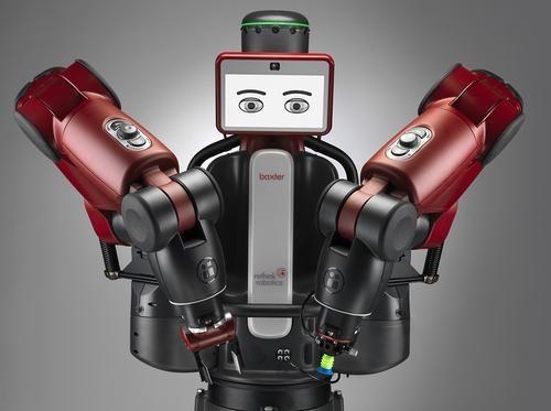 Baxter 智能协作机器人