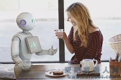 机器人产业在中国的发展机会在哪?