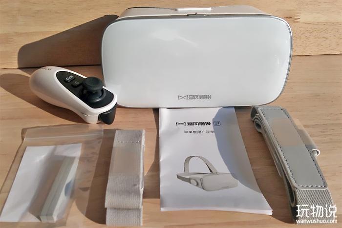 VR眼镜中的战斗机:暴风眼镜S1体验评测