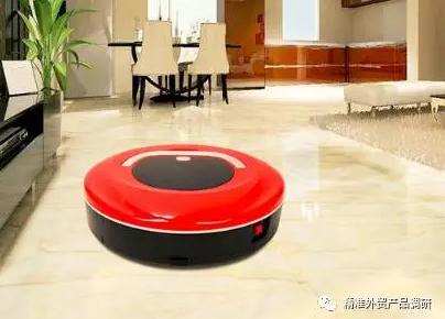 众筹火热的扫地机器人全球市场表现如何?
