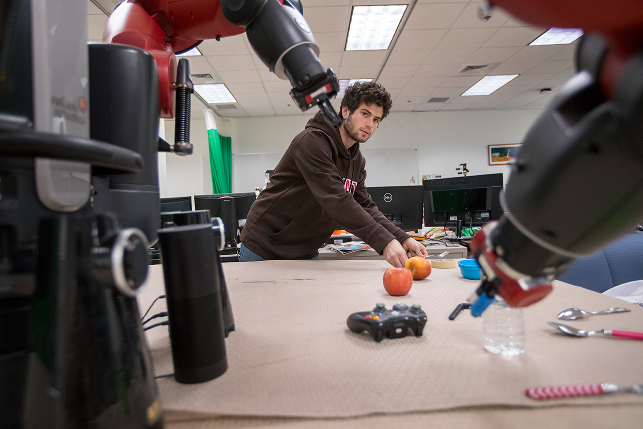 智能机器人困惑的时候知道该问什么问题