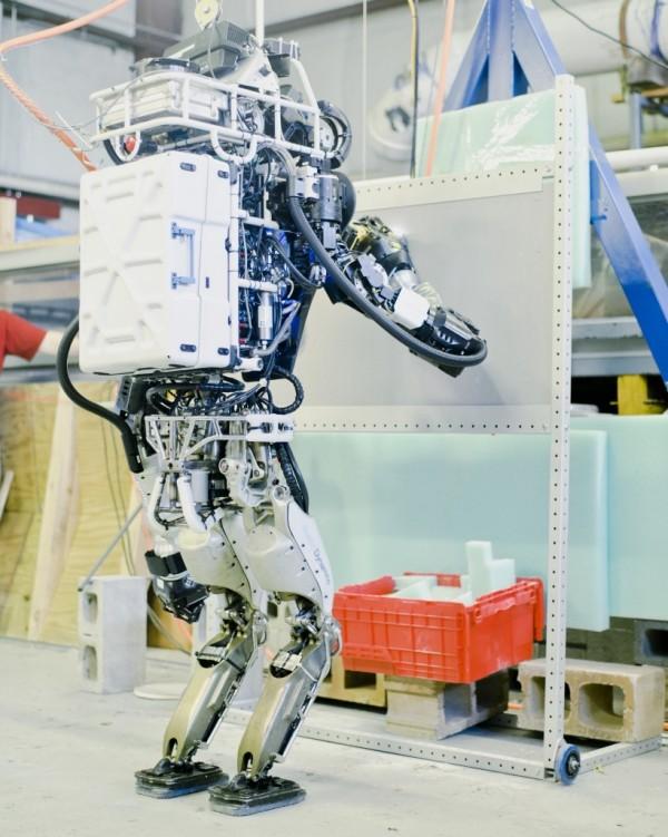 Atlas机器人