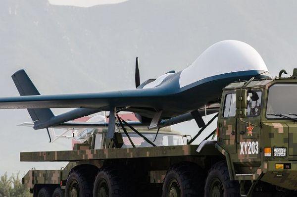 中国最新侦察无人机TYW-1能挂300公斤导弹连飞40小时