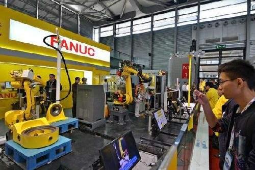中国工业机器人需求支撑日本制造业业绩