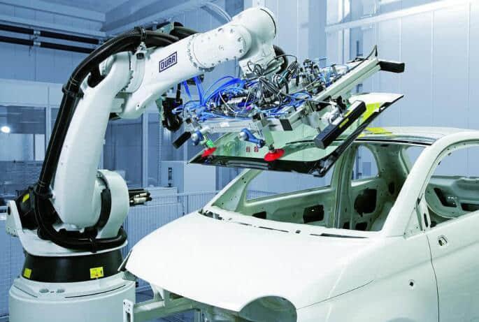 我国工业机器人需求旺 预计2019年占全球市场的40%