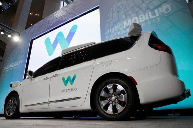 无人驾驶汽车Waymo新专利 碰撞时可软化车身
