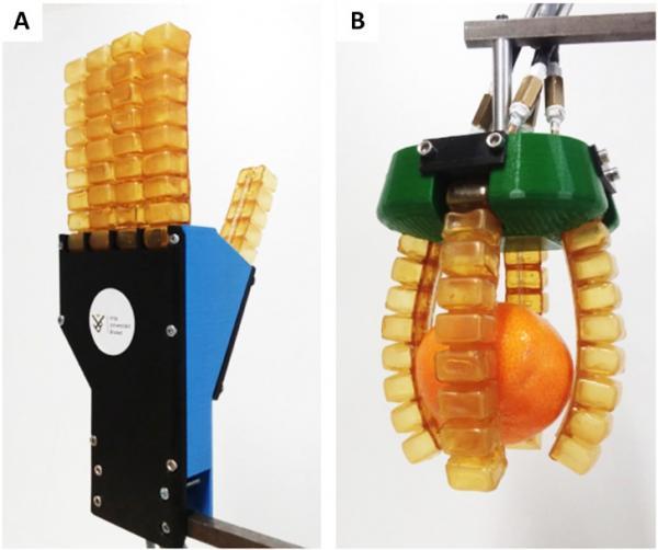 比利时研发出可以自我愈合伤口的软体机器人