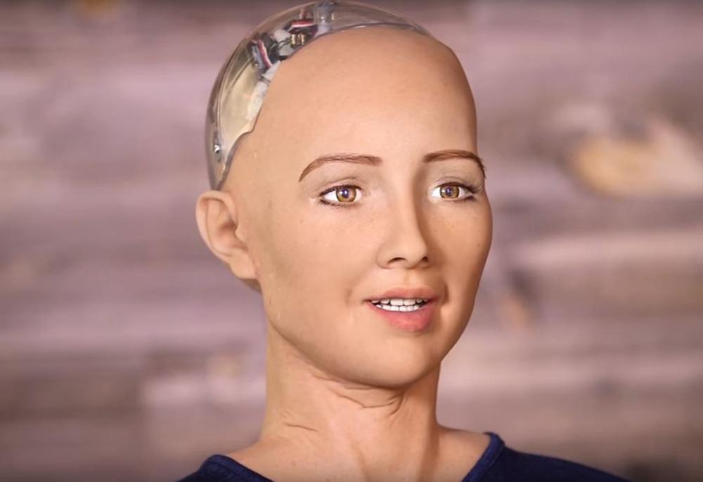 这些人型机器人是如此真实,你的肉眼几乎无法区分