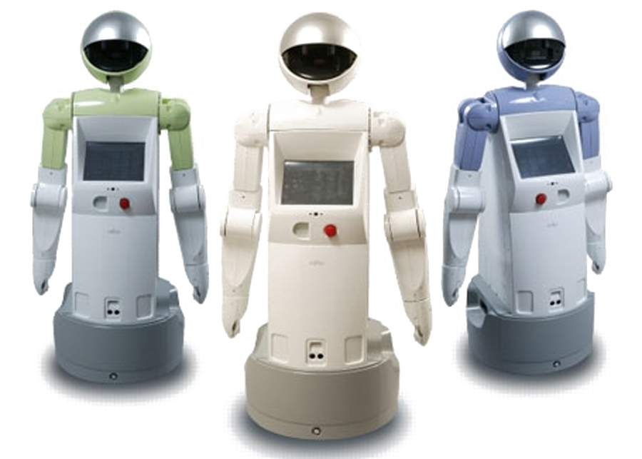 2023年服务机器人市场将超过250亿美元