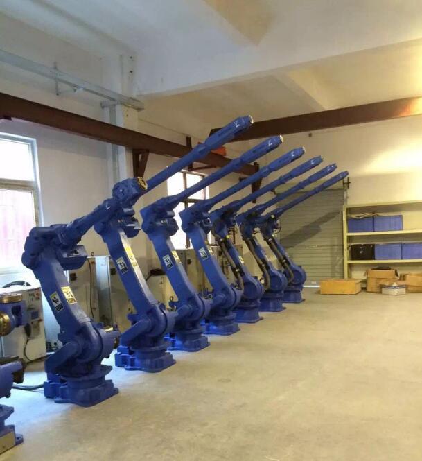 川页焊接机器人