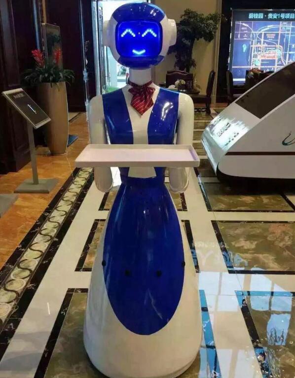 卡伊瓦送餐机器人