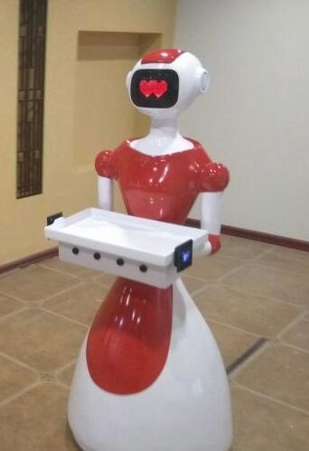 卡伊瓦小蛮腰送餐机器人