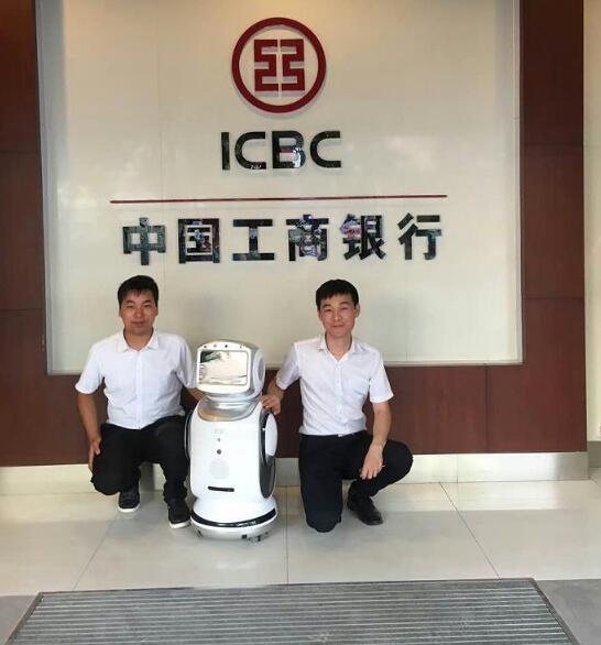 智能小宝娱乐机器人