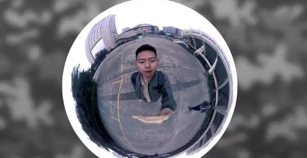 VR全景摄像头