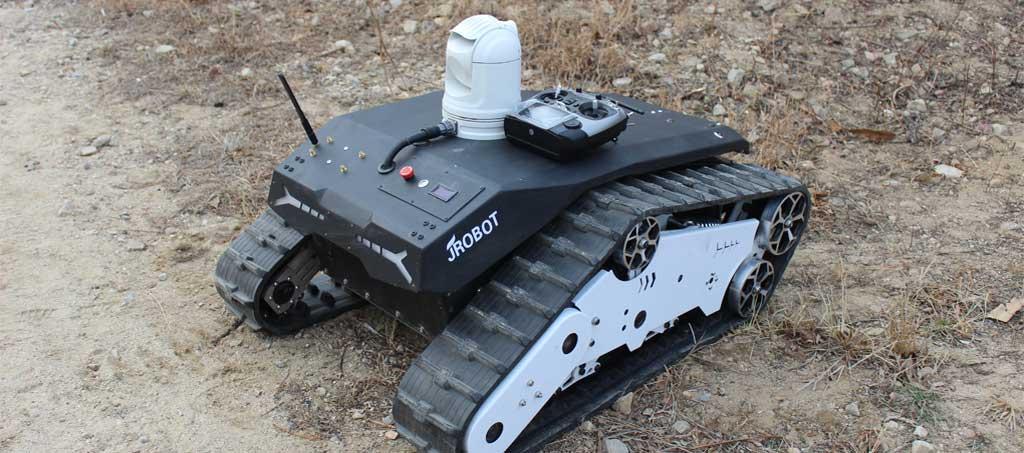 极创侦查机器人