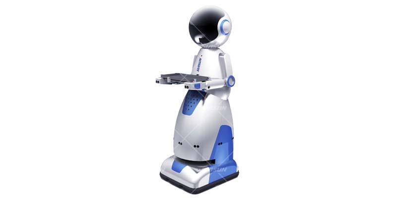 松果Ⅰ号促销导购机器人